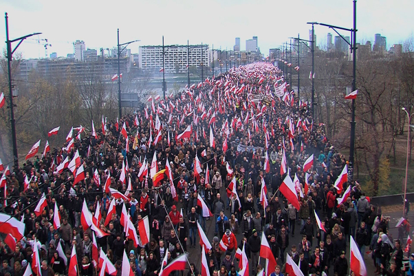 Poles Historic March for Catholic Faith in Homeland – Arousing Global Rejection of Liberalism