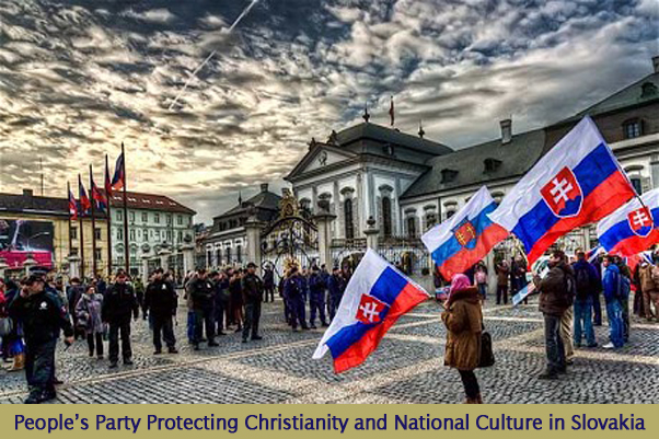 Unexpected Rise of Christian Nationalist Party in Slovakia